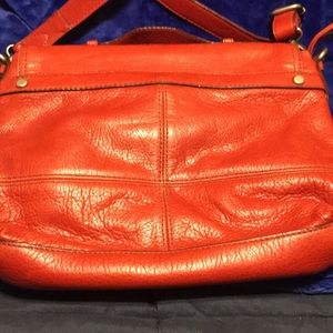 Fossil Bags - Vintage Leather Fossil Purse